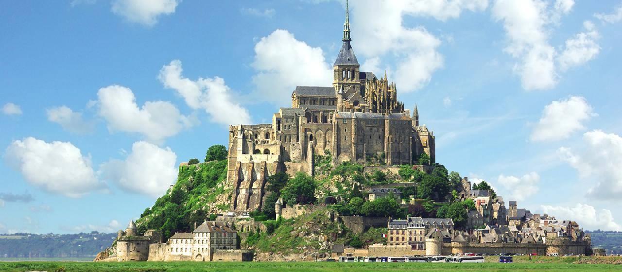 Z(s)EPPELIN - Párizs - Normandia és a vadregényes Bretagne - repülővel ()